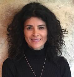 Ruth Vidaurre, membro do conselho
