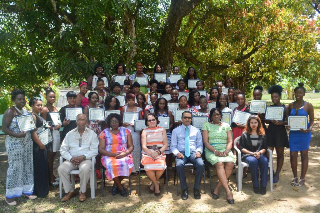 Interweave in Guyana