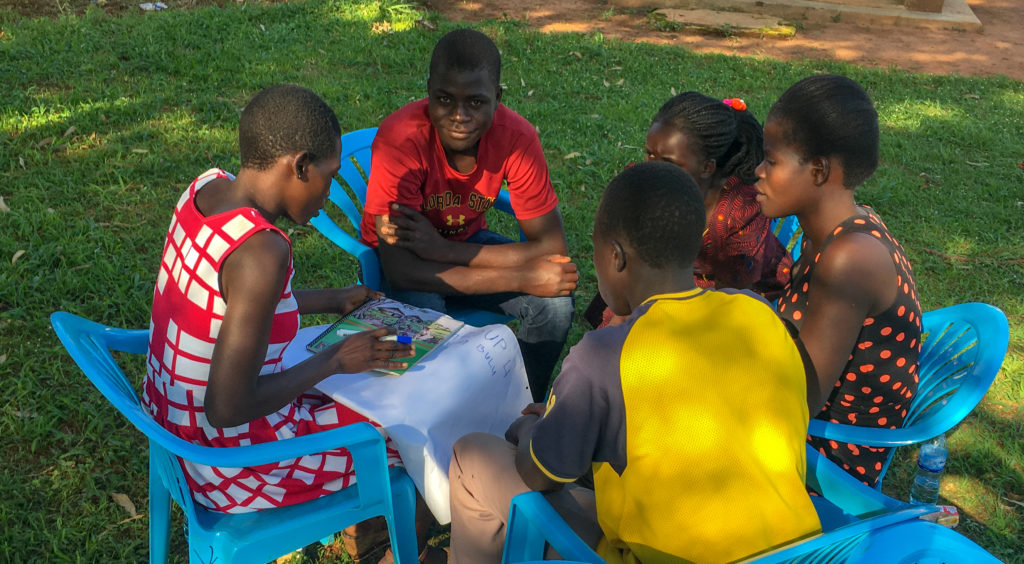 Engage Now Africa!, THRIVEGulu, and Our Trip to Uganda