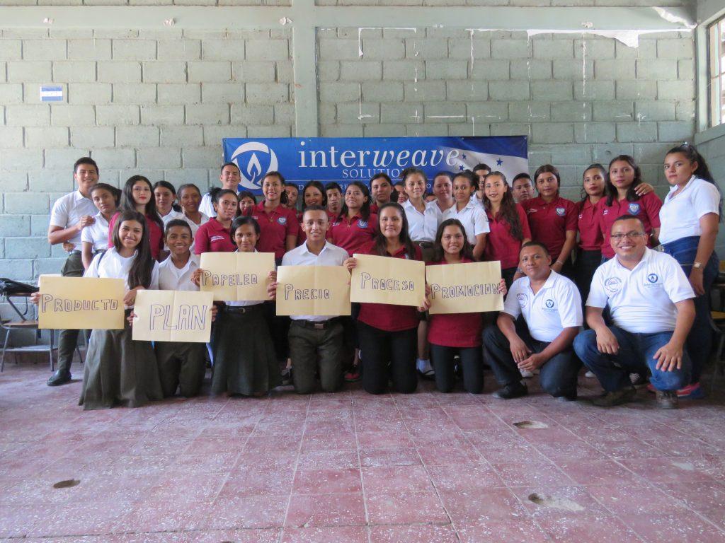 Patrocinio en Honduras
