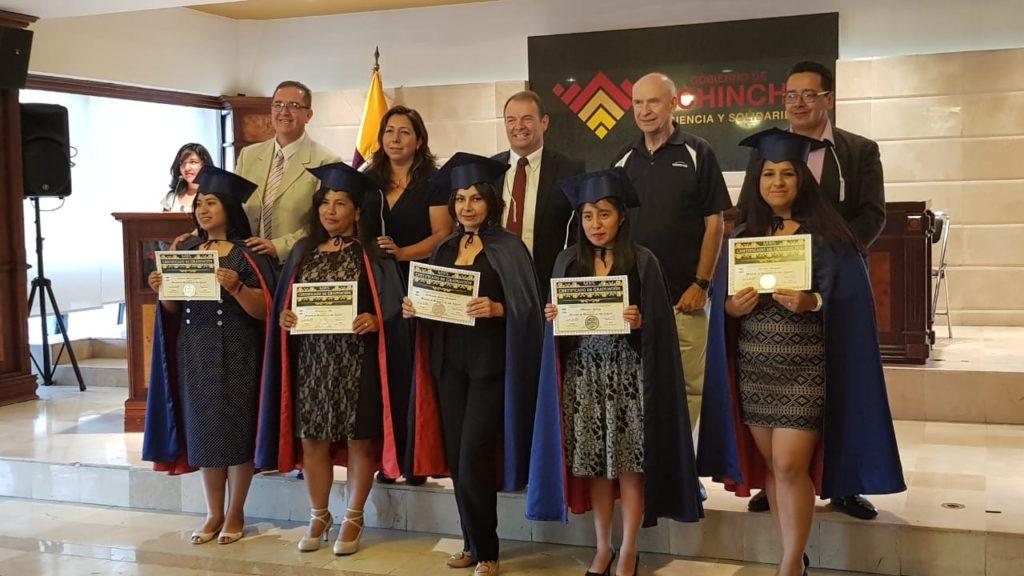 Moving forward in Ecuador