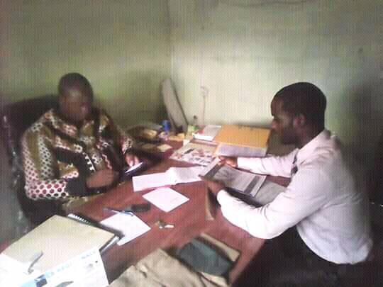 Progreso en Camerún