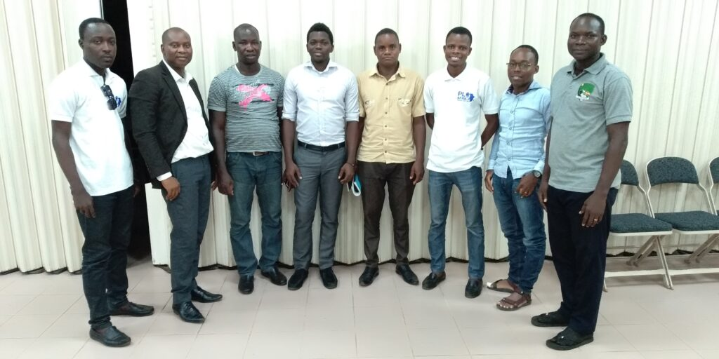 The First MBS Group in Togo