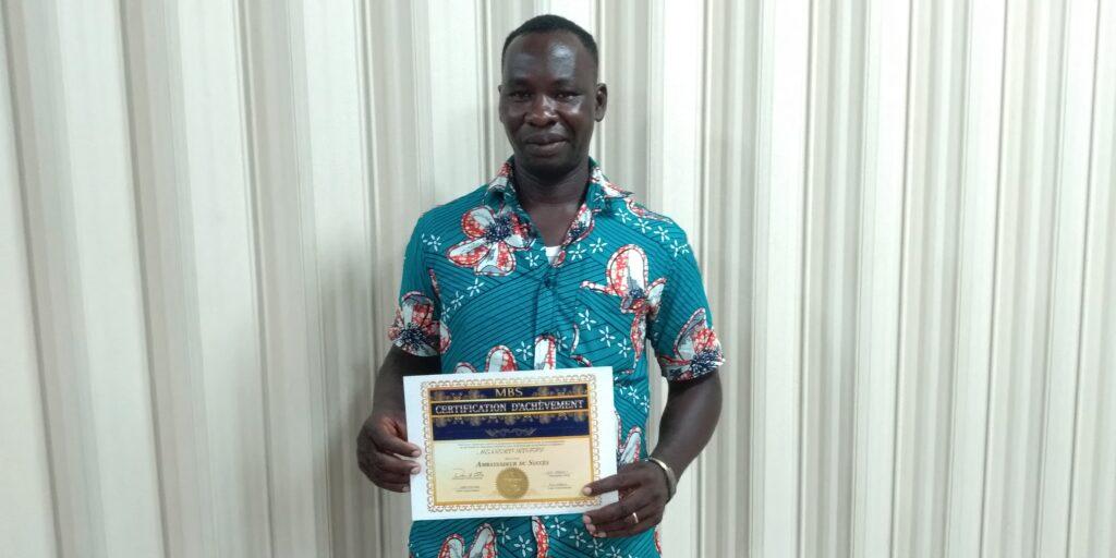 Rapid Progress in Togo